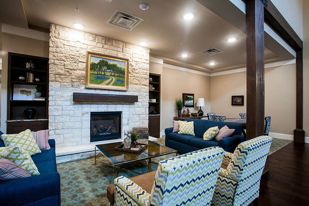 Senior Living Photo Gallery The Delaney At Lake Waco